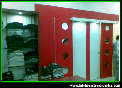 Showroom Interiors Punjab