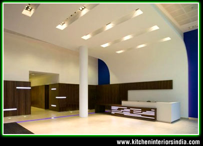 Reception Interiors Punjab India
