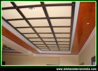 Wooden Ceiling Interiors Punjab India