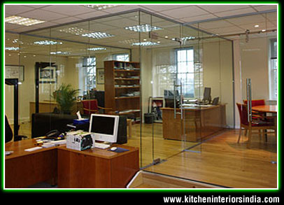 Office Glass Interiors Punjab India