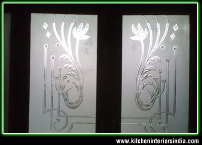 Door Glass work Punjab India