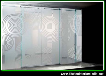 Office Glass work Punjab India